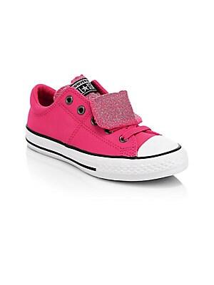 69993c9d2c16 Converse - Baby   Little Girl s Chuck Taylor All Star Glitter ...