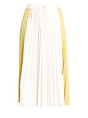 a146d3e34 Moncler - Pleated Midi Skirt