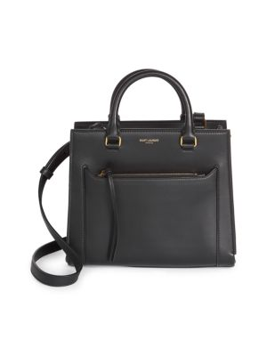 c9b680cd3 Baby East Side Cabas Leather Top Handle Bag