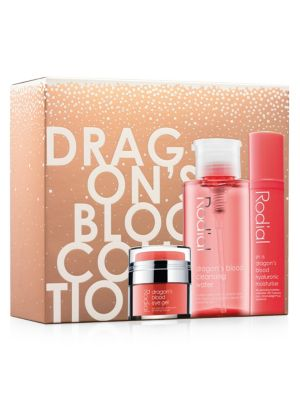 Rodial Dragon S Blood 3 Piece Collection