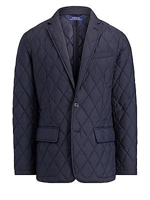 f72cbab0 Polo Ralph Lauren - Custom Slim Fit Mesh Polo - saks.com