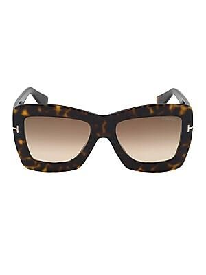 1d70e3e30e Tom Ford - 47MM Karina Cat Eye Sunglasses - saks.com