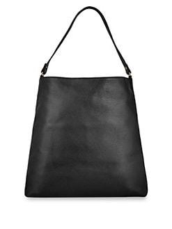 3001d711e1 Gigi New York. Harlow Hobo Leather Bag