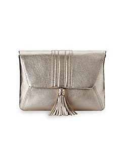QUICK VIEW. Gigi New York. Ava Leather Clutch b669db8e51182