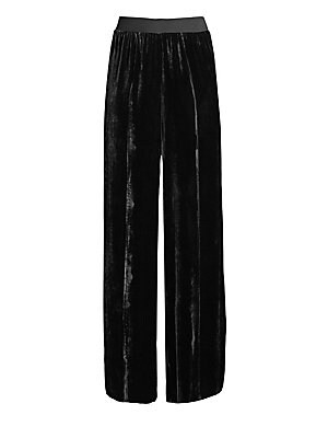 437dd5113bab71 ATM Anthony Thomas Melillo - Velvet Wide-Leg Pants - saks.com