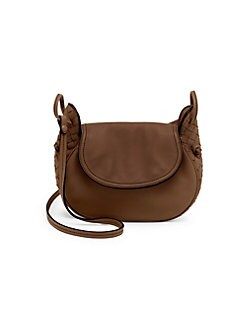 Product image. QUICK VIEW. Bottega Veneta. Small Leather Saddle Bag 1d4c149126473