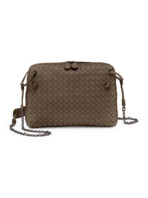 Nodini Leather Crossbody Bag