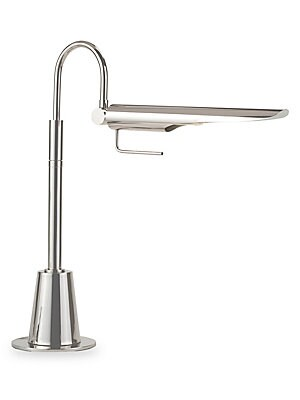 Regina Andrew Design Raven Polished Nickel Task Lamp