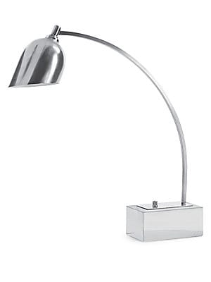 Regina Andrew Design Eureka Polished Nickel Task Lamp
