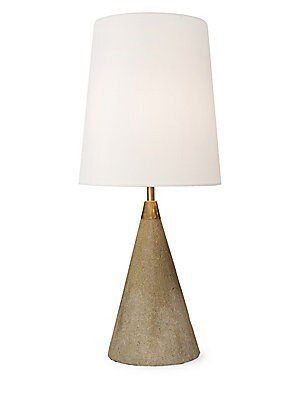 Regina Andrew Design Concrete Cone Mini Lamp