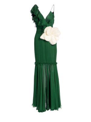 keep-me-close-asymmetric-ruffle-gown by johanna-ortiz