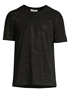 9b027ef8bfd QUICK VIEW. Versace Collection. Beaded Tee