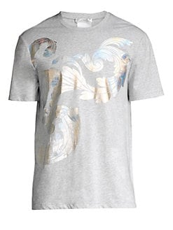 8db97c6bb0c QUICK VIEW. Versace Collection. Hologram Graphic T-Shirt