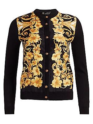 10fac3eb43 Versace - Lace Trimmed Silk Bra Top - saks.com
