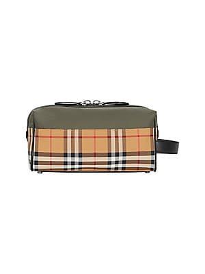 Burberry - Hampshire Vintage Check Bonded Leather Convertible Wallet ... ead59ada1e5d6