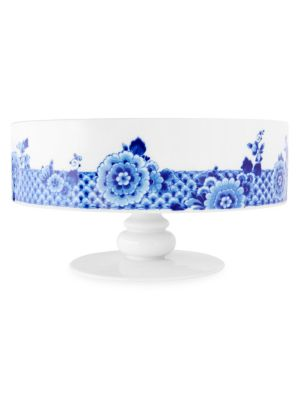 Vista Alegre Blue Ming Fruit Bowl