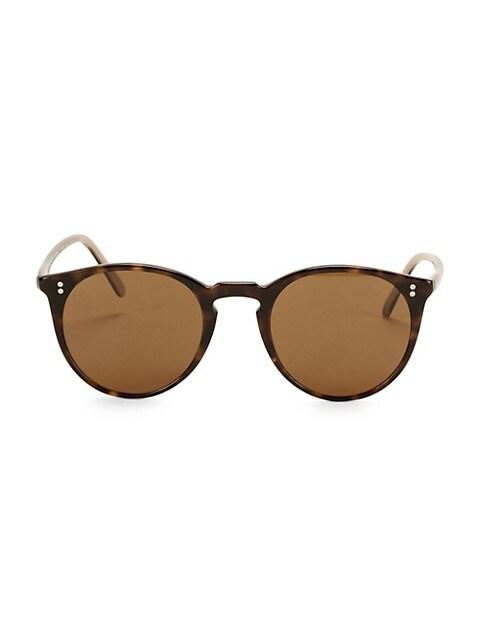 O'Malley 48MM Phantos Sunglasses
