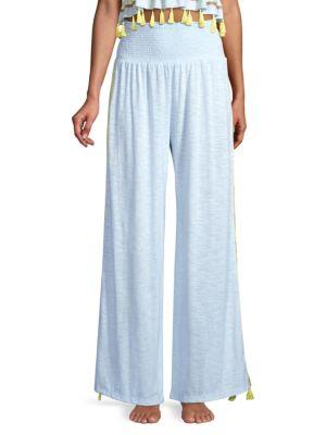 Pitusa Jasmine Wide-Leg Pants