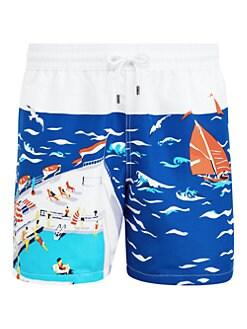 2b89065c3fdab Men's Swimwear: Board Shorts, Swim Trunks & More | Saks.com