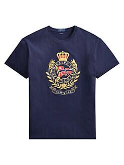 8e140c4b82 T-Shirts For Men   Saks.com