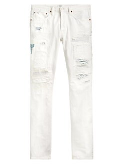 a9b1f997dd28 QUICK VIEW. Polo Ralph Lauren. Sullivan Slim Distressed Jeans
