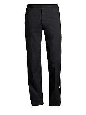 9a1fa7aec Helmut Lang - Waffle-Knit Cotton Sweatpants - saks.com