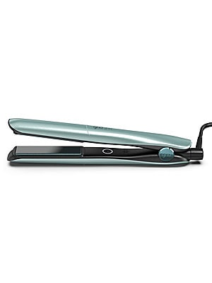 Image of From the Glacial Blue Collection. The best-selling ghd gold® styler features dual-zone technology for premium performance, a modernized design for smooth, snag-free styling, and delivers unparalleled results. Your favorite ghd styler just got cooler t