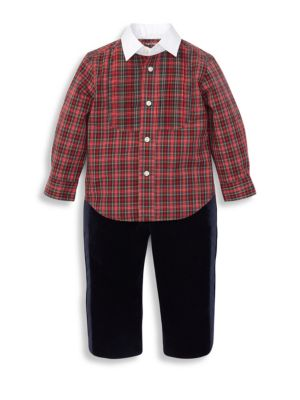 a86c2e456 Moncler - Baby s Two-Piece Mauger Snow Jacket   Pants Set - saks.com