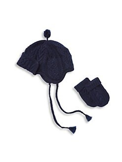 Ralph Lauren. Baby s Two-Piece Wool Hat ... 2092a015700