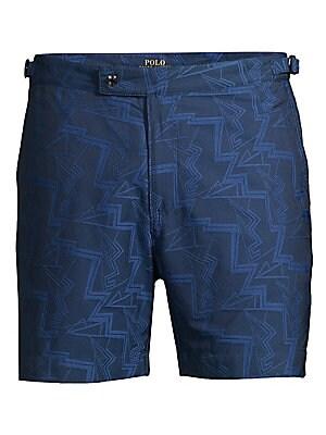 2ff5484fea1e8 Polo Ralph Lauren - Polo Bear Nautical Swim Shorts - saks.com