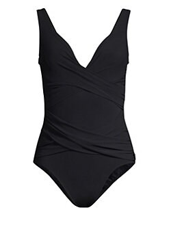 631bff12487c4 Shan. Classique Clara One-Piece Swimsuit