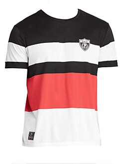 Product image. QUICK VIEW. Polo Ralph Lauren. Performance Jersey Stripe Tee 34578affad07