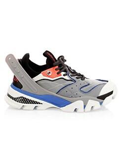 60f667bdfff CALVIN KLEIN 205W39NYC. Carla Chunky Sneakers