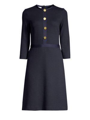 Textured A Line Dress by Escada Sport