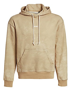 0dc20755b7b G-Star RAW - Cyrer Cotton Desert Hooded Sweatshirt