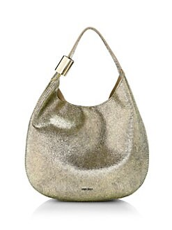 44bbc2a2e2e0 Product image. QUICK VIEW. Jimmy Choo. Stevie Leather Hobo Bag