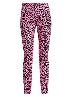 c23e54dacd Gucci. Straight-Leg Animal Print Jeans
