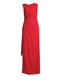 f816ede344ce7 QUICK VIEW. Escada. Geanna Scarf Detail Dress