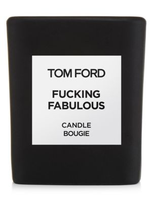 Fabulous Candle by Tom Ford