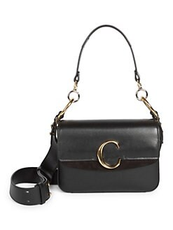 Product image. QUICK VIEW. Chloé. The Chloe Leather Shoulder Bag 0d574cf4dc