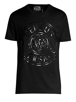 d9fbaafbec3 Versus Versace. Lion Head Cotton Tee