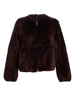 9489cfd7e Fur Vests & Fur Coats For Women | Saks.com