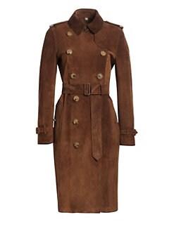 Burberry   Women s Apparel - Coats   Jackets - saks.com a12ed5bc150