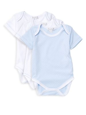 Kissy Kissy Baby Boy S Three Piece Kissy Bodysuit Set