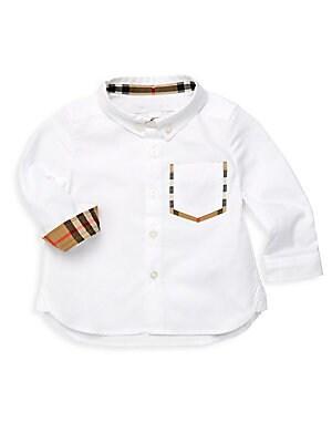 4cea07b7052 Burberry - Baby s Konner Boys 3-Piece Bodysuit