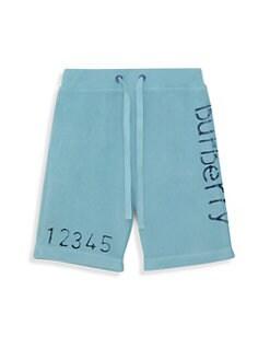 ff8e2a8077b3d QUICK VIEW. Burberry. Baby Boy s   Little Boy s Cotton Shorts