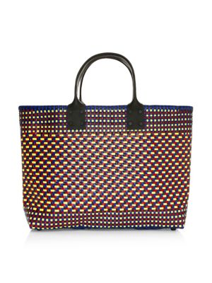 TRUSS Large Tote in Multi