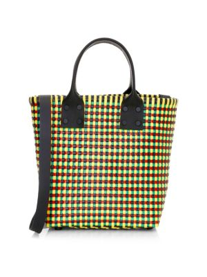 TRUSS Small Tall Tote in Multi