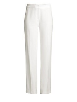 0126d127f81b Product image. QUICK VIEW. Elie Tahari. Leena Crepe Trousers. $268.00