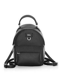 4df9b3749240 Leather Backpack ONYX. QUICK VIEW. Product image
